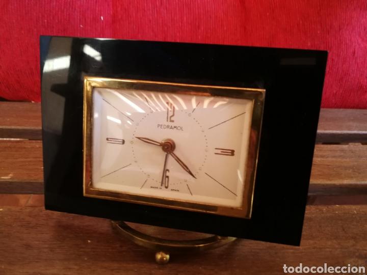 RELOJ DE CUERDA PARA RESTAURAR. (Relojes - Pared Carga Manual)