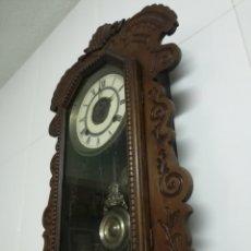 Relojes de pared: RELOJ AMERICANO SIGLO XIX. Lote 153929484
