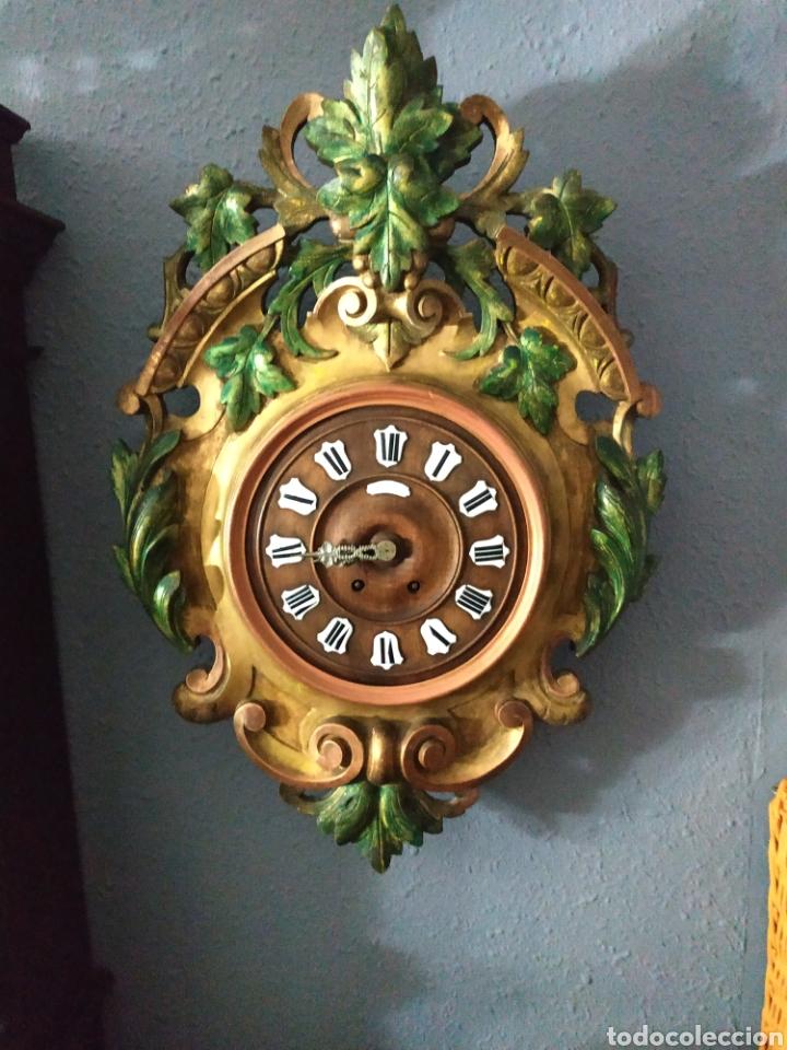 RELOJ SELVA NEGRA (Relojes - Pared Carga Manual)