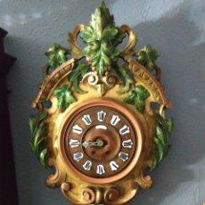 Relojes de pared: RELOJ SELVA NEGRA. Lote 154186970