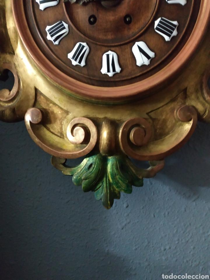 Relojes de pared: Reloj selva negra - Foto 2 - 154186970