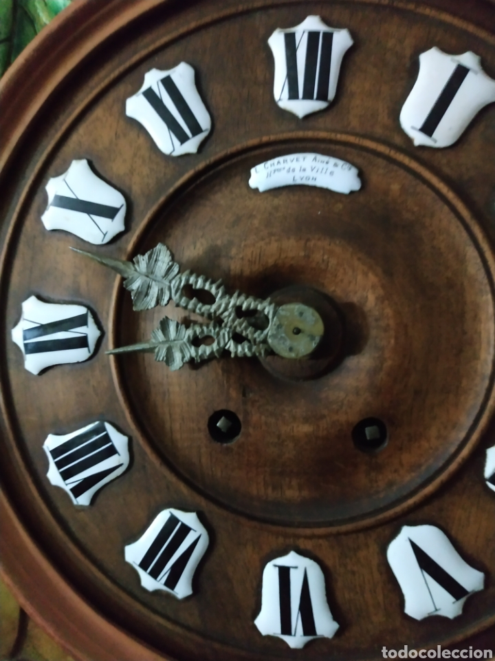 Relojes de pared: Reloj selva negra - Foto 4 - 154186970