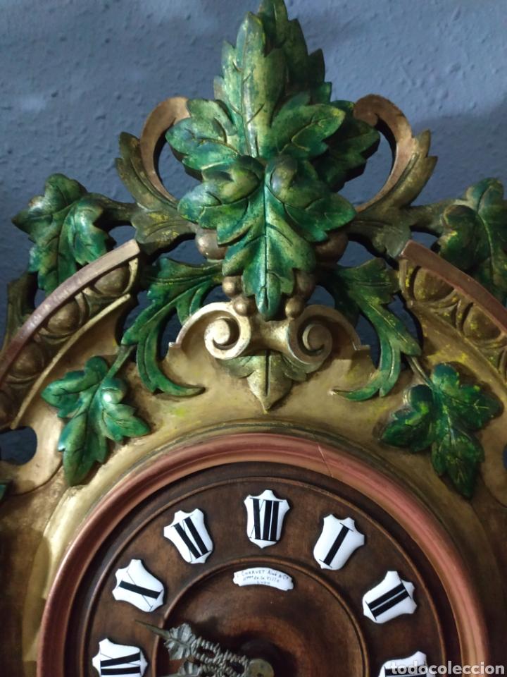 Relojes de pared: Reloj selva negra - Foto 6 - 154186970
