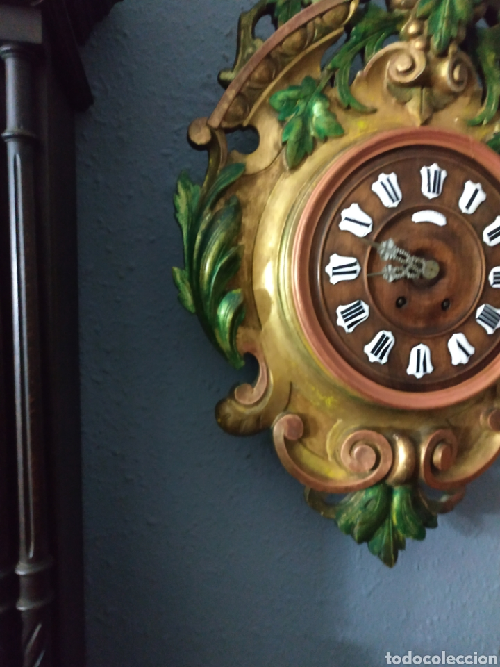 Relojes de pared: Reloj selva negra - Foto 8 - 154186970