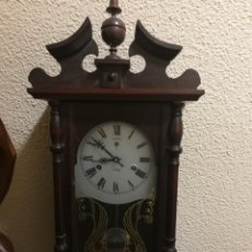 Relojes de pared: RELOJ POLARIS CON SONERIA. Lote 154213578