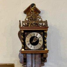 Relojes de pared: RELOJ DE PARED HOLANDES. Lote 154219158