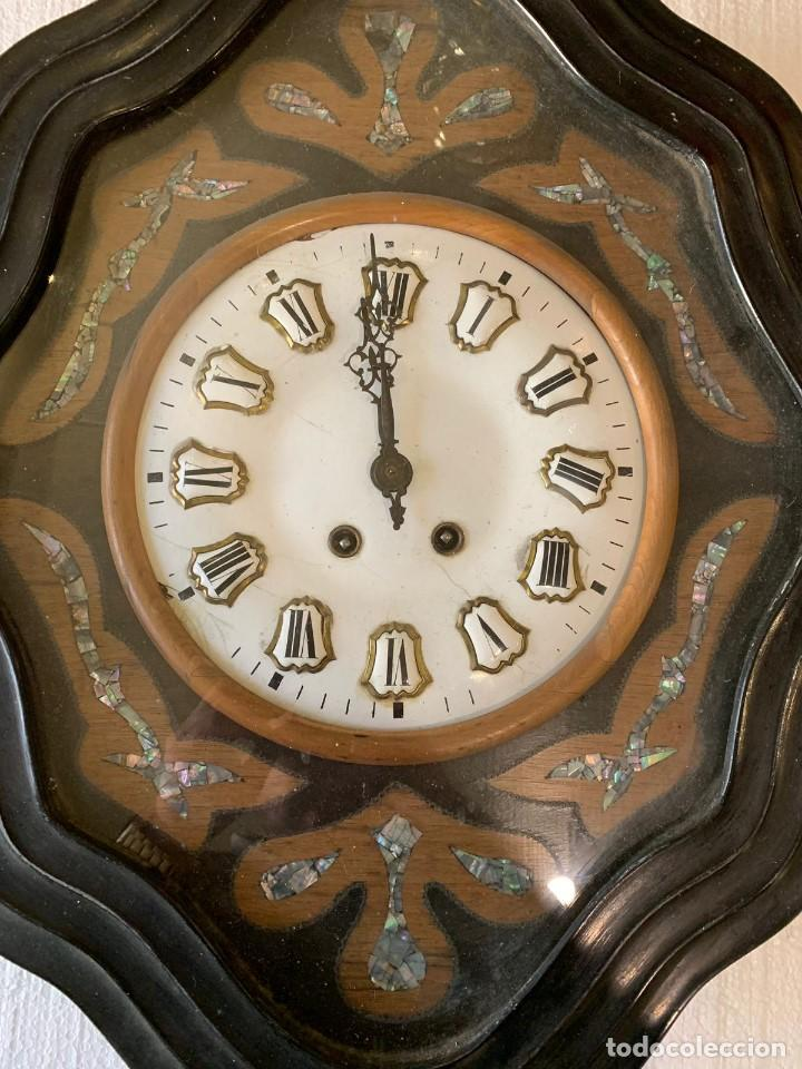 Relojes de pared: RELOJ OJO DE BUEY - Foto 3 - 154219246