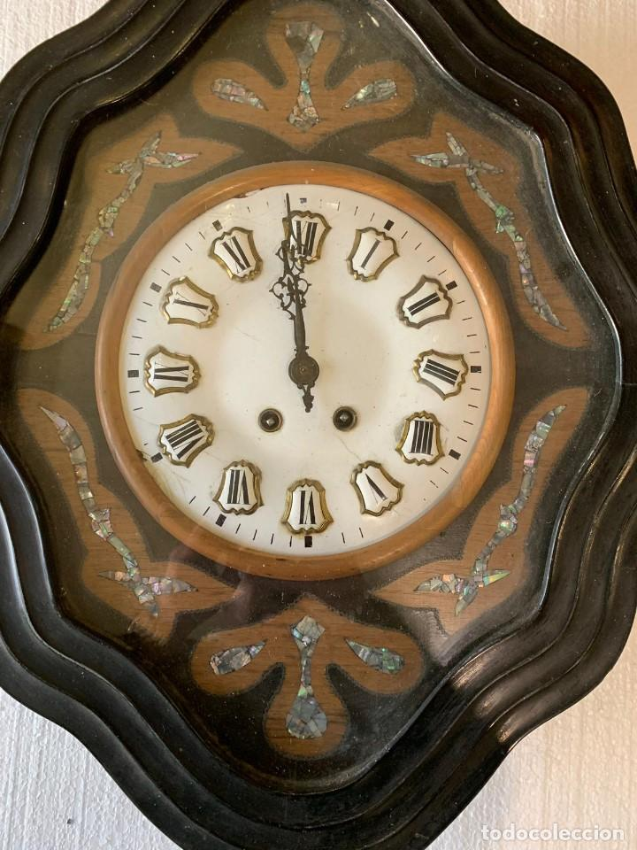 Relojes de pared: RELOJ OJO DE BUEY - Foto 4 - 154219246