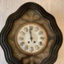 Relojes de pared: RELOJ OJO DE BUEY. Lote 154219246