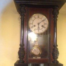 Relojes de pared: RELOJ DE PARED ANTIGUO A REATAURAR. Lote 155081366
