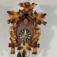 Relojes de pared: RELOJ CUCO ANTIGUO DE PARED . Lote 155629578