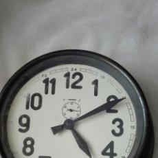 Relojes de pared: ANTIGUO RELOJ DE ESTACIÓN,PARA RESTAURACIÓN.. Lote 155813638