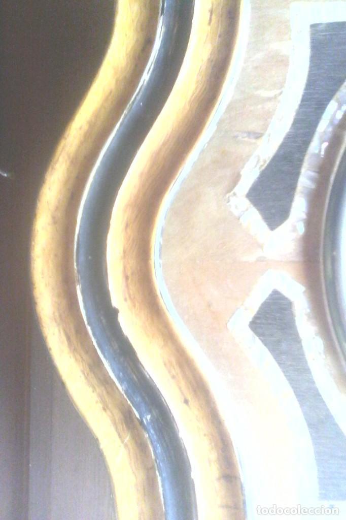 Relojes de pared: RELOJ ISABELINO . - Foto 4 - 155893890