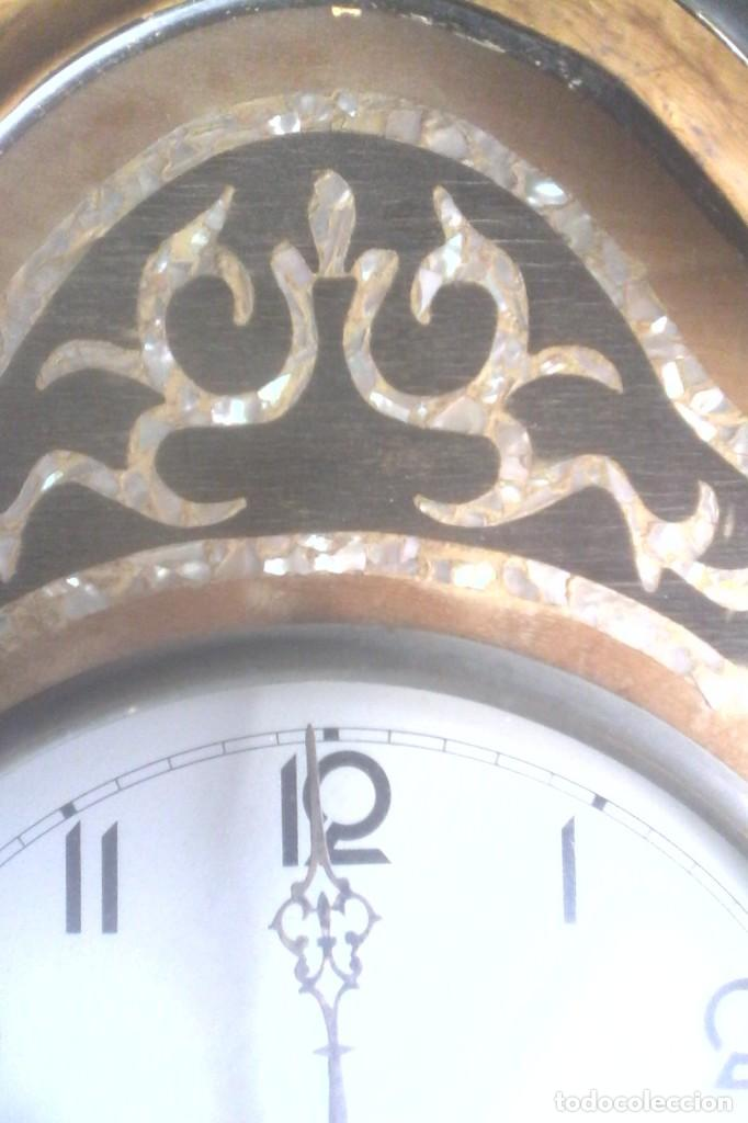 Relojes de pared: RELOJ ISABELINO . - Foto 6 - 155893890