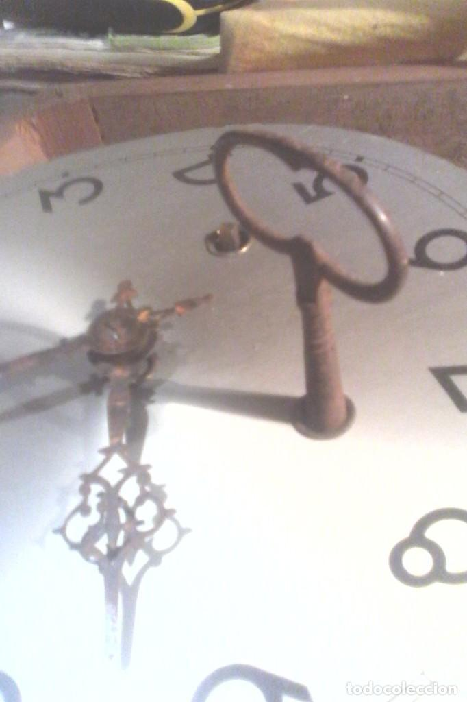 Relojes de pared: RELOJ ISABELINO . - Foto 8 - 155893890