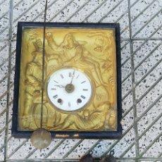 Relojes de pared: RELOJ SELVA NEGRA. Lote 156501634