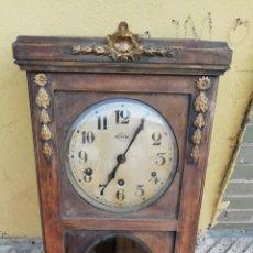 Relojes de pared: ANTIGUO RELOJ CARRILLON. Lote 156537797