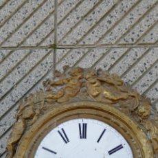 Relojes de pared: MÁQUINA DE MOREZ. Lote 156537984