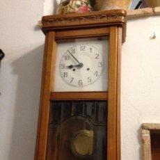 Relojes de pared: RELOJ DE PARED DE LOS AÑOS 20. Lote 108706283