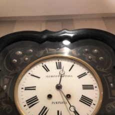Relojes de pared: RELOJ DE PARED DE CLEMENTE AGUINAGA. Lote 156551270