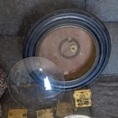 Relojes de pared: RELOJ ANTIGUO OJO DE BUEY. Lote 158366870