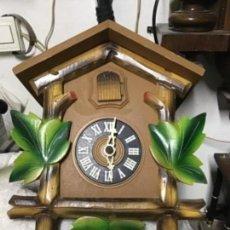 Relojes de pared: RELOJ CUCO PARA RESTAURAR O PIEZAS. Lote 158696902