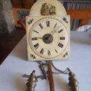 Relojes de pared: RELOJ SELVA NEGRA O RATERA SIGLO XIX. Lote 158929526