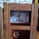 Relojes de pared: ANTIGUO RELOJ DE PARED. Lote 159706762