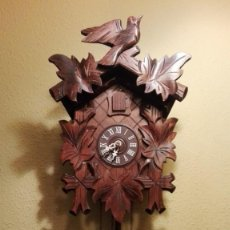 Relojes de pared: RELOJ CUCU-CUCO MADE IN GERMANY(SELVA NEGRA).. Lote 159910110