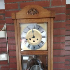 Relojes de pared: RELOJ DE PARED CON SONERIA. Lote 160465954