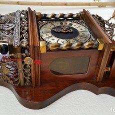 Relojes de pared: RELOJ DE PARED DE PENDULO. Lote 160732170