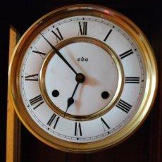 Relojes de pared: RELOJ DE PARED ODO ANTIGUO. Lote 161769442