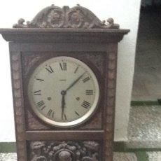Relojes de pared: MAGNIFICO RELOJ DE PARED. Lote 162339326