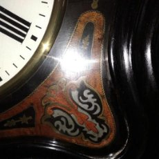 Relojes de pared: RELOJ ANTIGUO OJO DE BUEY. Lote 158961538