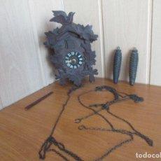 Relojes de pared: RELOJ DE CUCO. Lote 163948502
