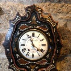Relojes de pared: RELOJ OJO DE BUEY MOREZ. ESPECTACULAR. Lote 163966818