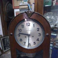 Relojes de pared: RELOJ DE PARED MODERNISTA CARTAGENA. Lote 164598593