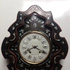 Relojes de pared: RELOJ ISABELINO. Lote 165064849