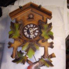 Relojes de pared: RELOJ DE CUCO PARA PIEZAS O DESGUACE. Lote 165215368