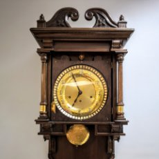 Relojes de pared: RELOJ DE PARED, CARILLON 8 DIAS CUERDA. Lote 165462269
