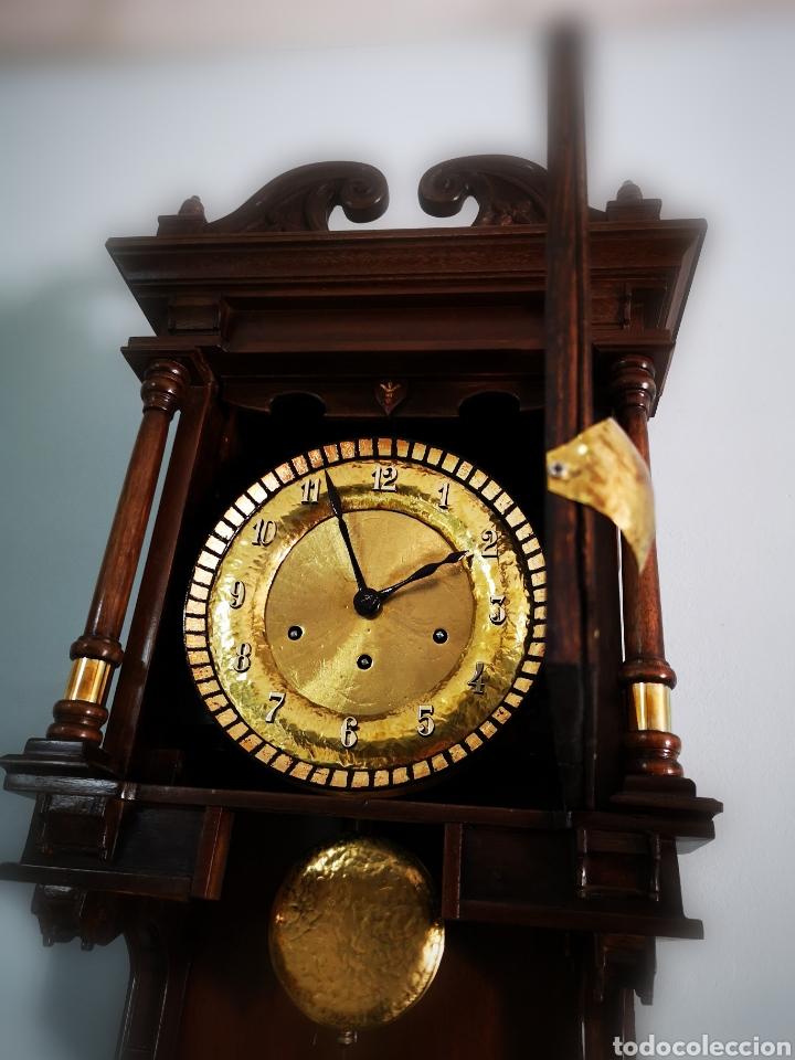 Relojes de pared: Reloj de pared, Carillon 8 dias cuerda - Foto 4 - 165462269
