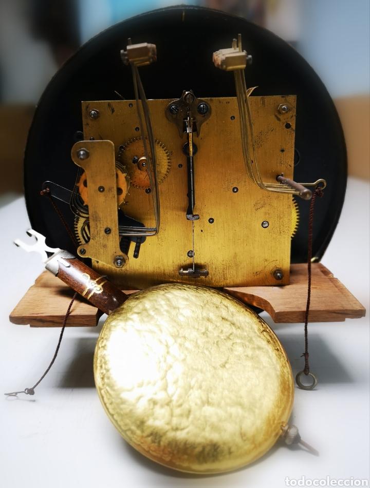 Relojes de pared: Reloj de pared, Carillon 8 dias cuerda - Foto 5 - 165462269
