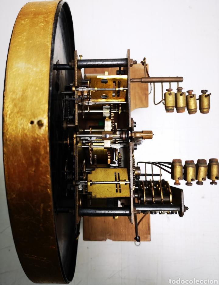 Relojes de pared: Reloj de pared, Carillon 8 dias cuerda - Foto 6 - 165462269