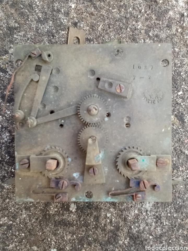 Relojes de pared: Reloj Pared Brevete París Despiece - Foto 2 - 165465892