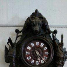 Relojes de pared: RELOJ ALEMÁN SELVA NEGRA. Lote 166616130