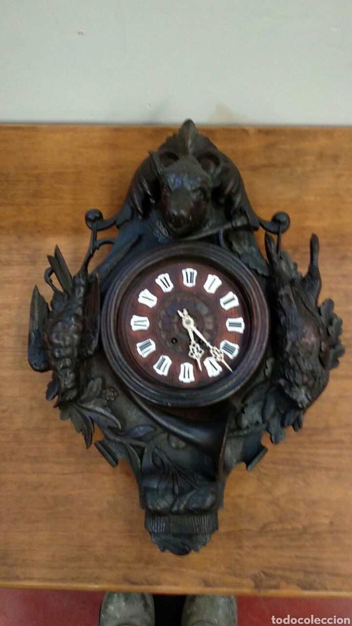Relojes de pared: Reloj alemán Selva Negra - Foto 2 - 166616130