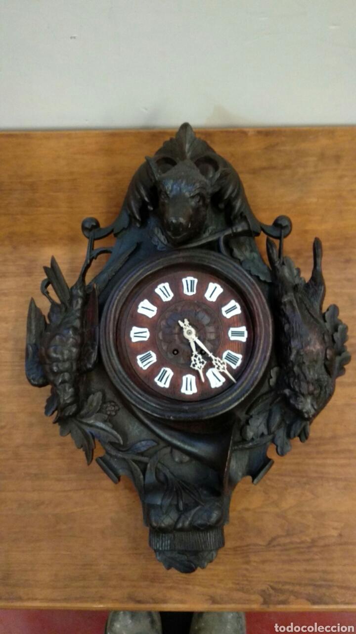 Relojes de pared: Reloj alemán Selva Negra - Foto 3 - 166616130