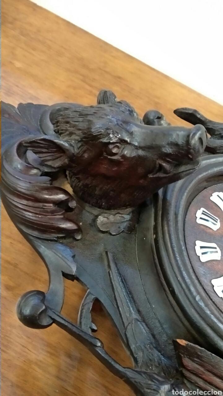 Relojes de pared: Reloj alemán Selva Negra - Foto 4 - 166616130