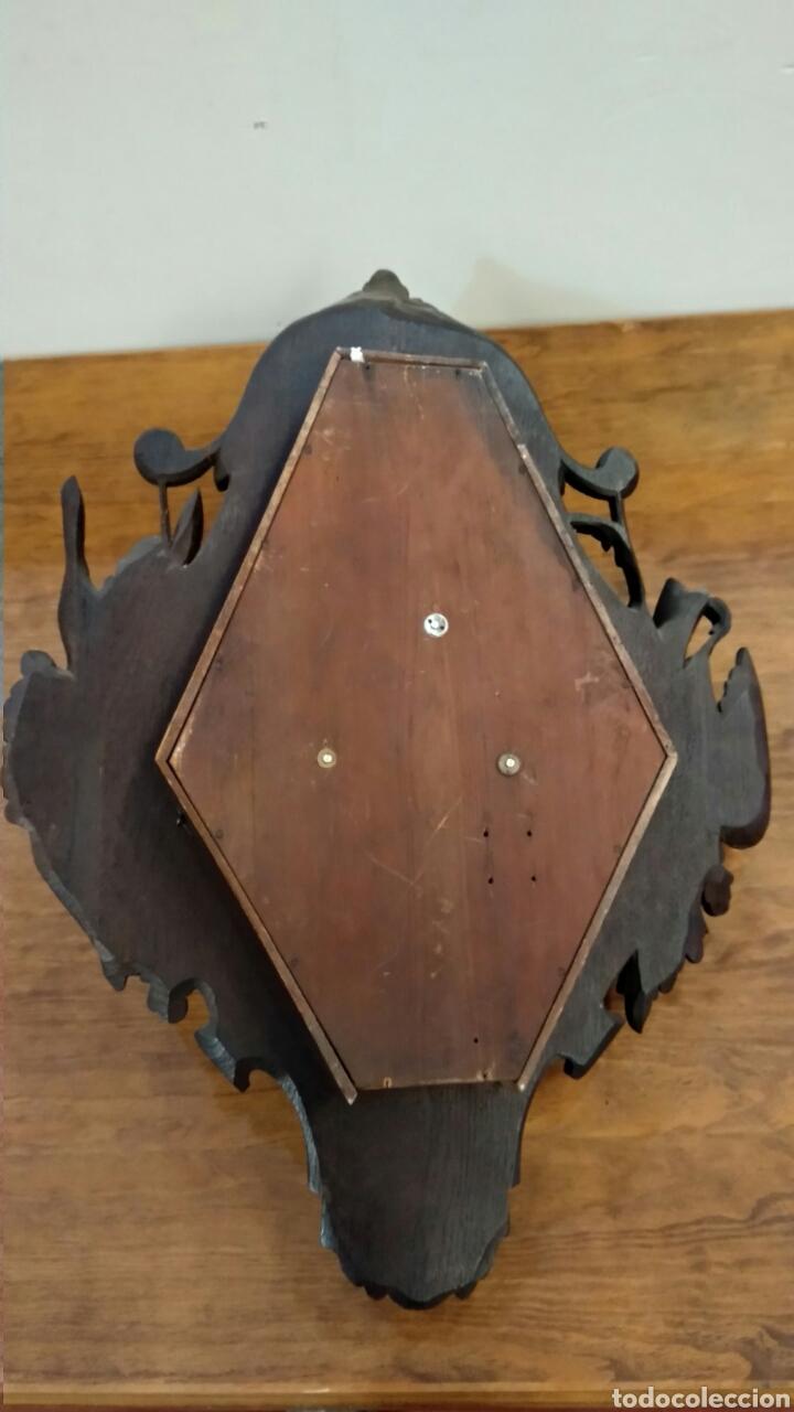 Relojes de pared: Reloj alemán Selva Negra - Foto 7 - 166616130