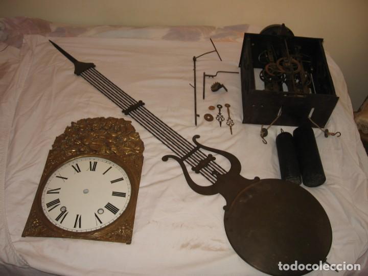 Relojes de pared: Reloj Morez - Foto 3 - 166979404